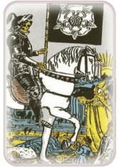 the death - tarot card of the day