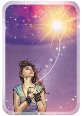 the star - tarot card of the day