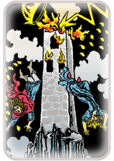 The Tower - weekly tarot reading online