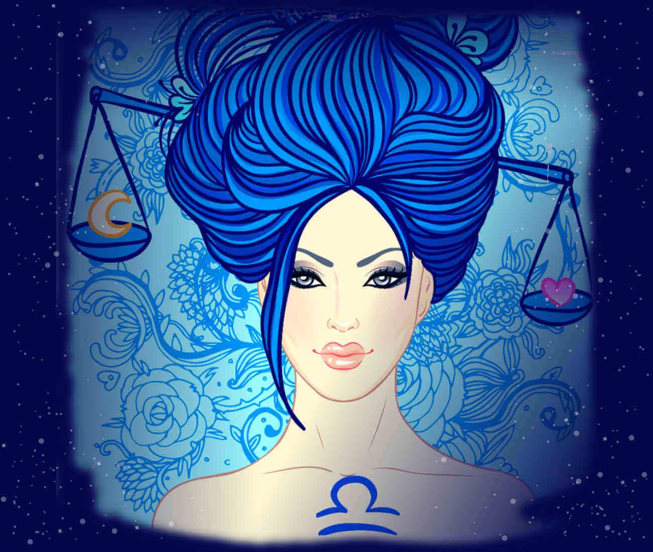 Understanding libra woman