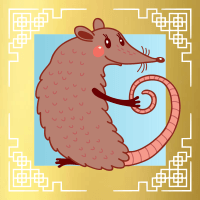 Traits and of Rat sign