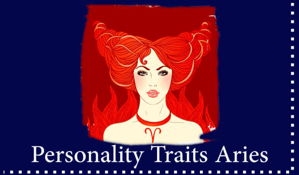 personality traits of Aries zodiac sign on horoscope-divination.com