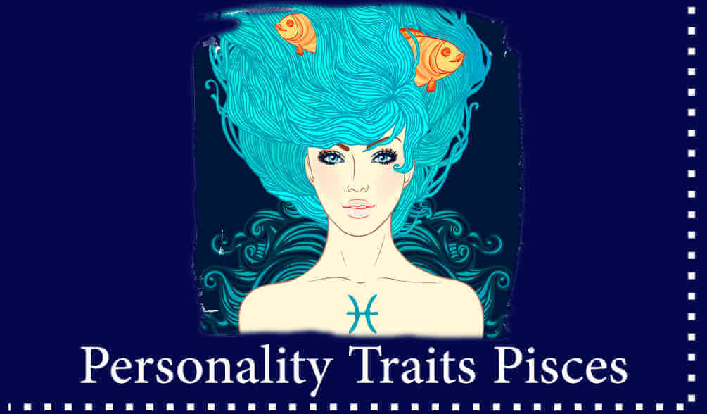 personality traits of Pisces zodiac sign on horoscope-divination.com
