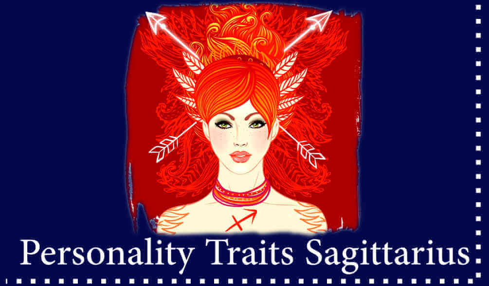 personality traits of Sagittarius zodiac sign on horoscope-divination.com