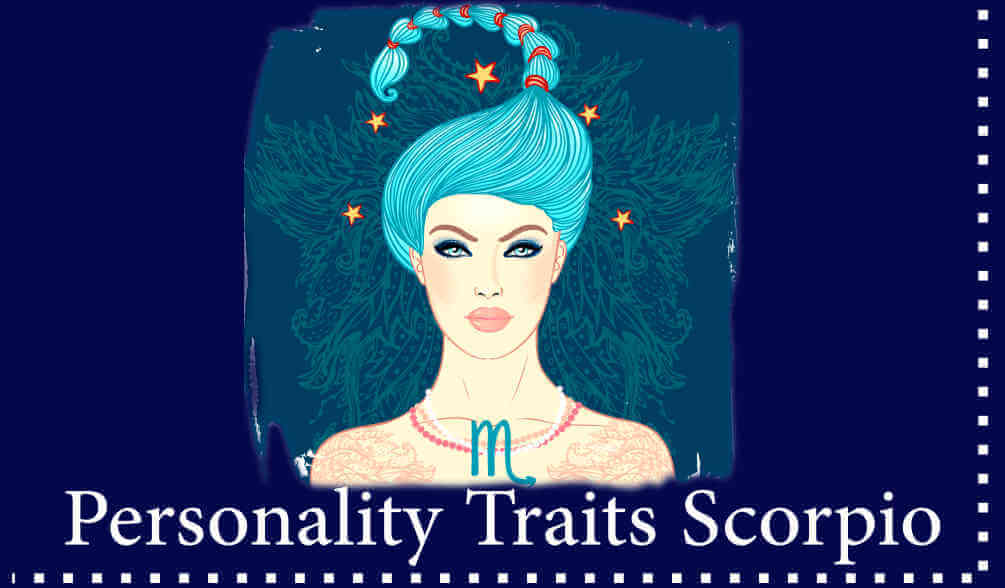 personality traits of Scorpio zodiac sign on horoscope-divination.com
