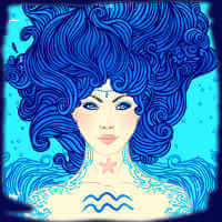 montlhy horoscope April 2021 Aquarius