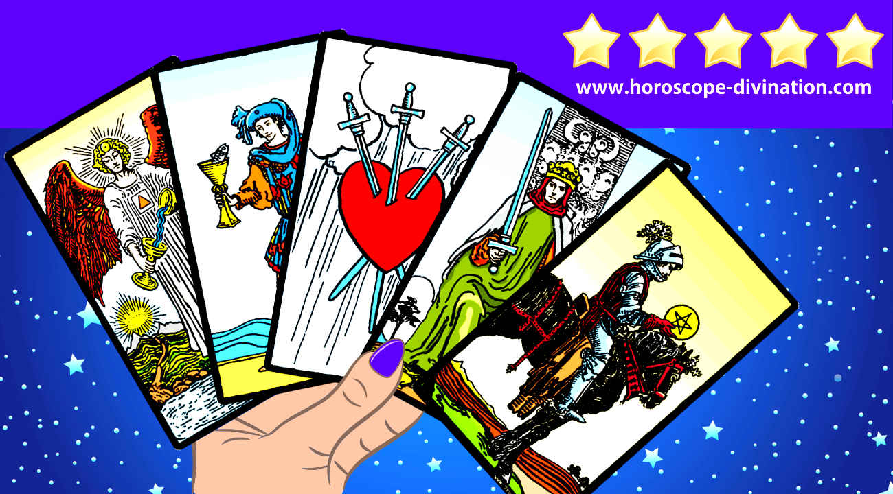 online tarot reading for free
