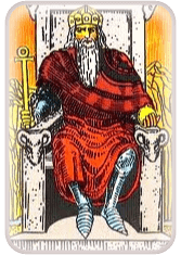 The Emperor - weekly tarot reading online