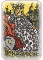 The Empress - weekly tarot reading online
