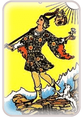 the fool - weekly tarot reading online