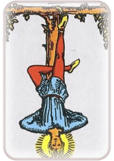 Hanged Man - weekly tarot reading online