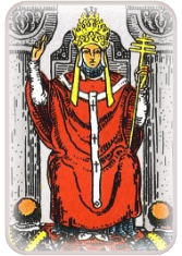 The Hierophant - weekly tarot reading online