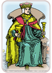 King of Cups - weekly tarot reading online