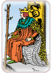 King of Wands - weekly tarot reading online