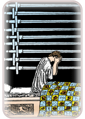 Nine of Swords - weekly tarot reading online