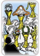 Seven of Cups - weekly tarot reading online
