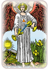 Temperance - weekly tarot reading online