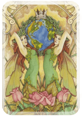 The World - weekly tarot reading online