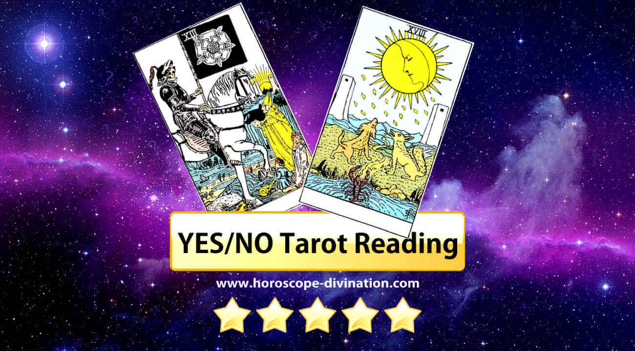 yes no tarot reading for free